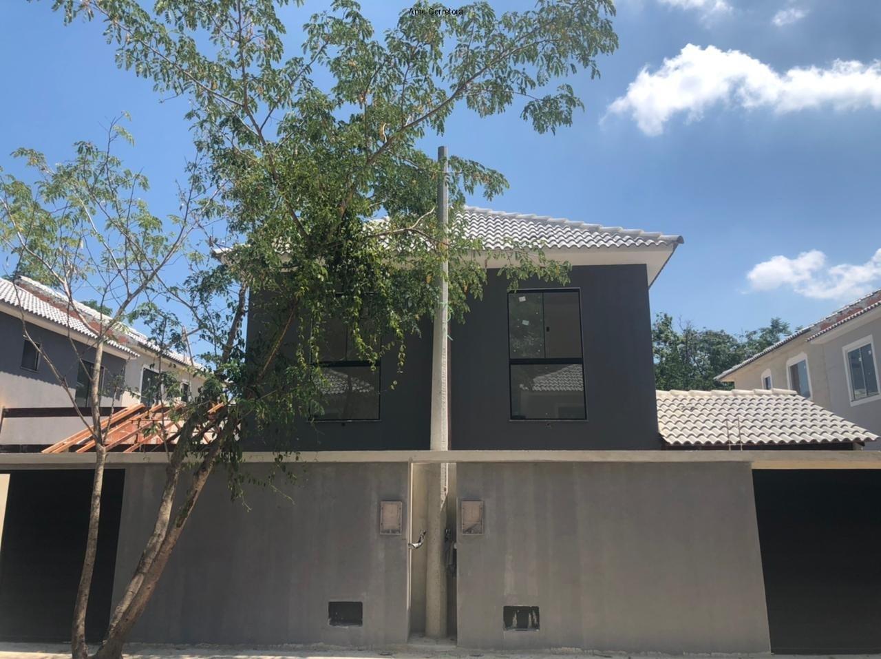 FOTO 01 - Casa 2 quartos à venda Campo Grande, Rio de Janeiro - R$ 230.000 - CA00837 - 1