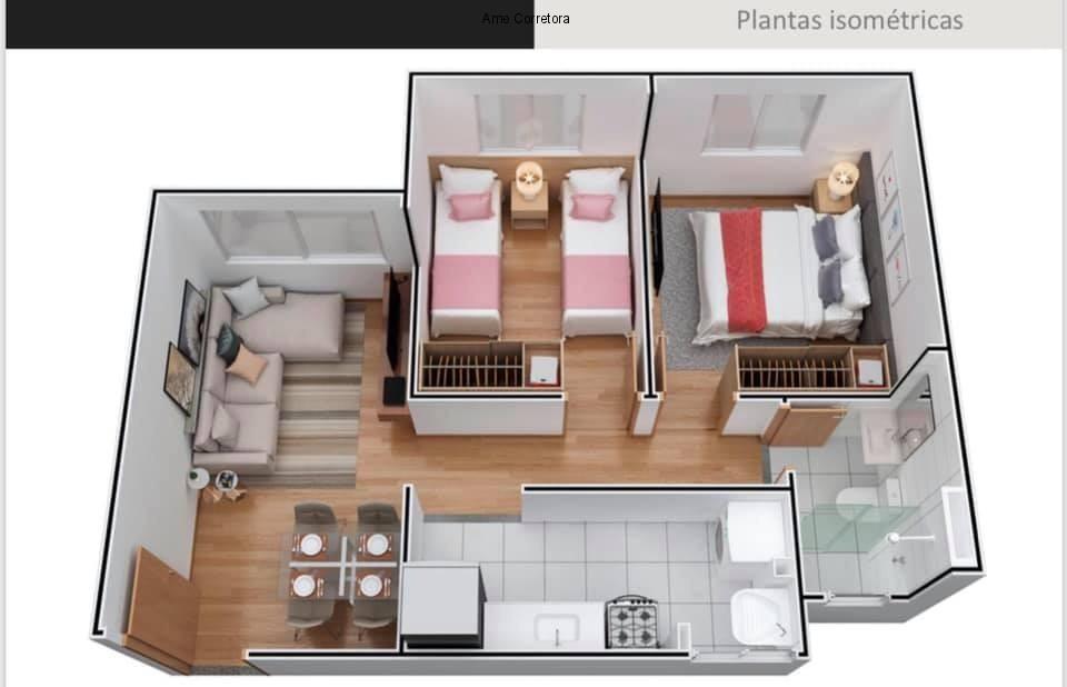 FOTO 04 - Apartamento 1 quarto à venda Rio de Janeiro,RJ - R$ 155.000 - AP00370 - 5