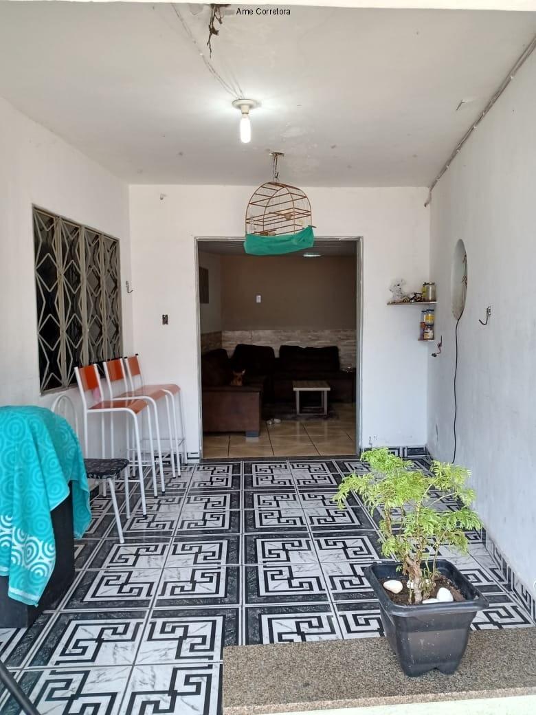 VARANDA - Casa 3 quartos à venda Inhoaíba, Rio de Janeiro - R$ 265.000 - CA00856 - 3