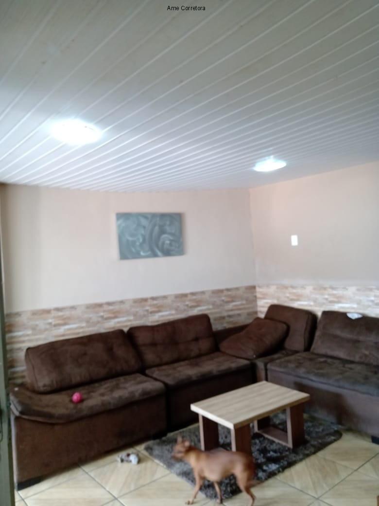CASA DE BAIXO - Casa 3 quartos à venda Inhoaíba, Rio de Janeiro - R$ 265.000 - CA00856 - 4
