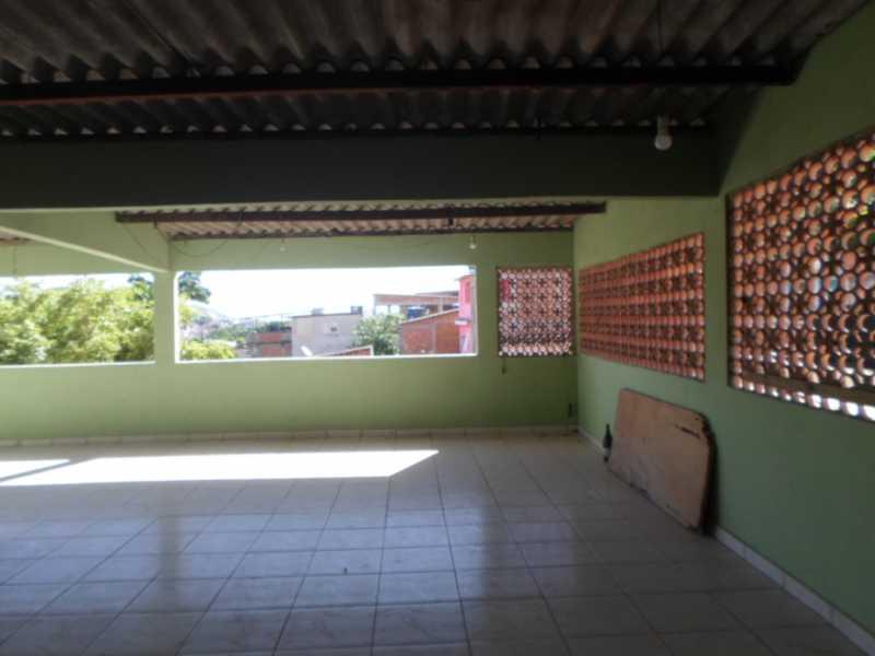 A02 - CASARÃO COM 5 QUARTOS E MEGA TERRAÇO COM ESPAÇO GOURMET E SUPER QUINTAL. - CA00866 - 5