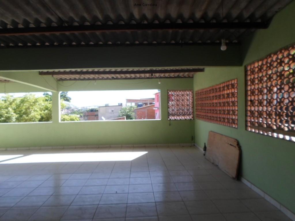 FOTO 01 - Casa 3 quartos à venda Santíssimo, Rio de Janeiro - R$ 99.900 - CA00867 - 1
