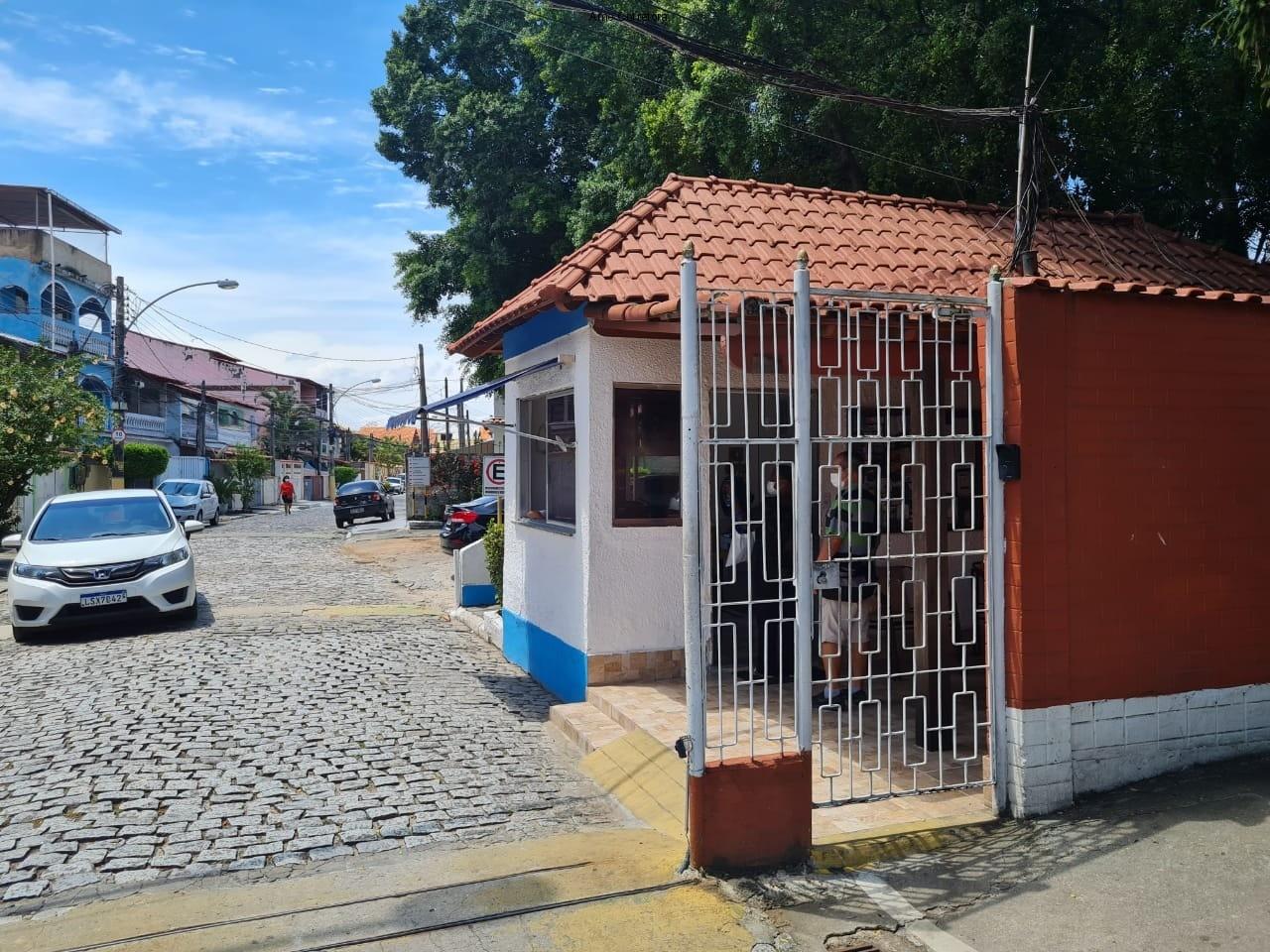 FOTO 01 - Casa 3 quartos à venda Bangu, Rio de Janeiro - R$ 480.000 - CA00872 - 1