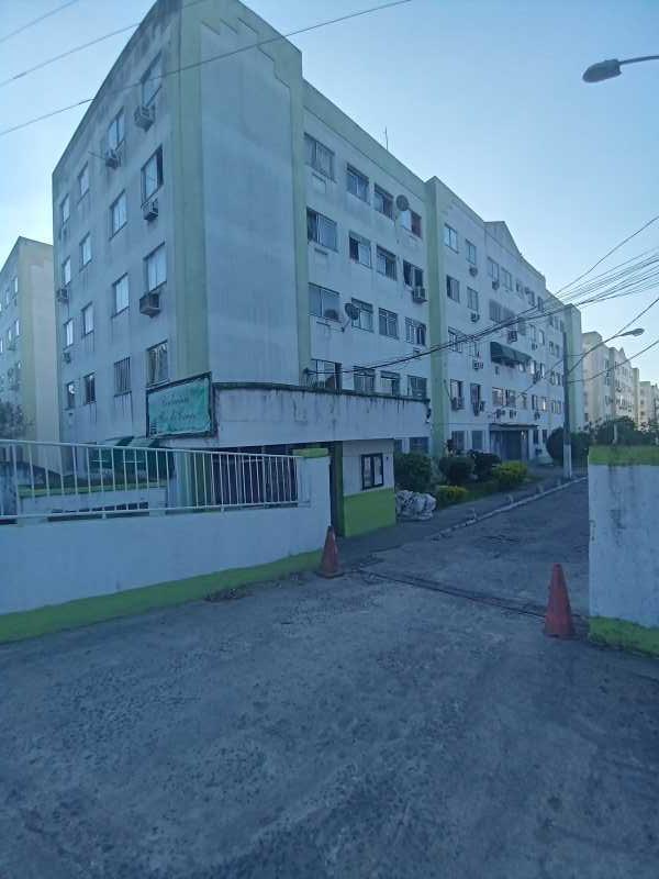 01 - APARTAMENTO NO CONDOMÍNIO FLORES DO CAMPO NA ESTRADA DA POSSE - ALUGUEL 650,00 COM CONDOMÍNIO INCLUSO - AP00373 - 1