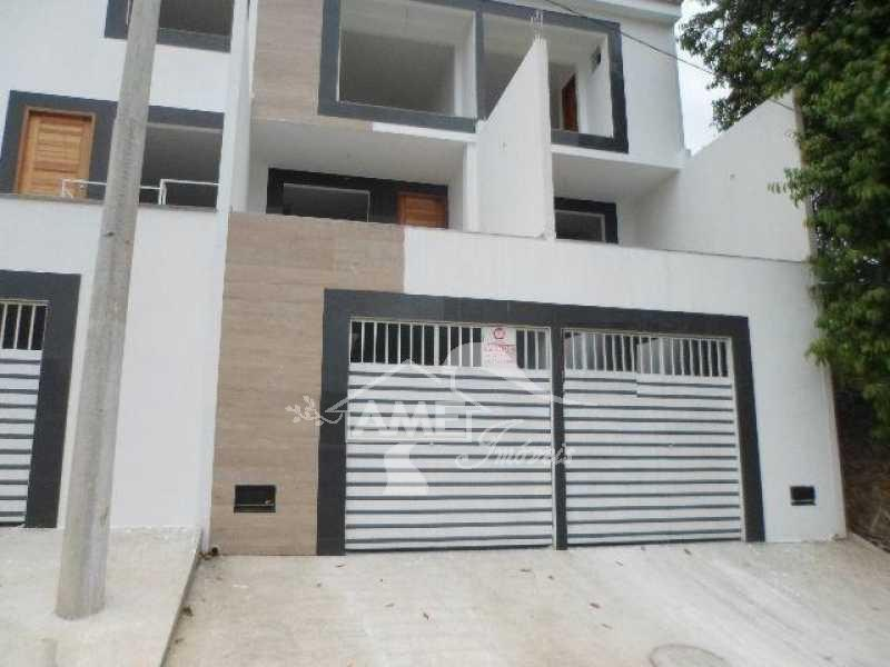 FOTO0 - Casa 3 quartos à venda Campo Grande, Rio de Janeiro - R$ 330.000 - CA0157 - 1