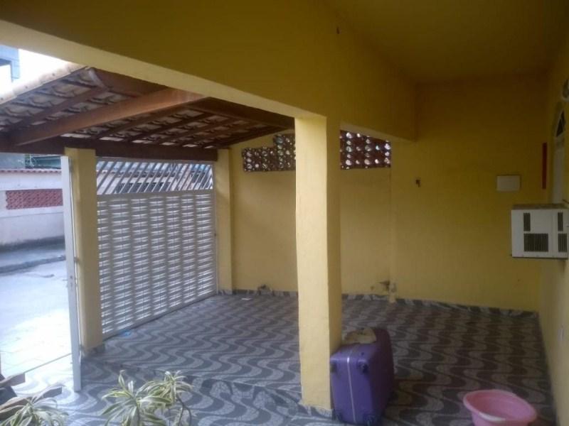 FOTO0 - Casa 1 quarto à venda Senador Vasconcelos, Rio de Janeiro - R$ 180.000 - CA0251 - 1