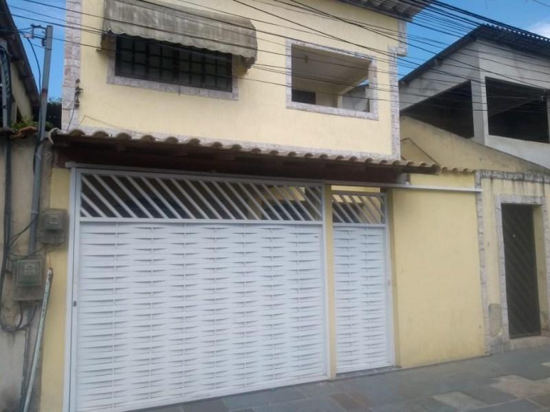 FOTO1 - Casa 1 quarto à venda Senador Vasconcelos, Rio de Janeiro - R$ 180.000 - CA0251 - 3