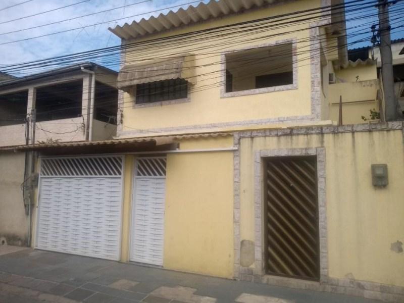 FOTO2 - Casa 1 quarto à venda Senador Vasconcelos, Rio de Janeiro - R$ 180.000 - CA0251 - 4