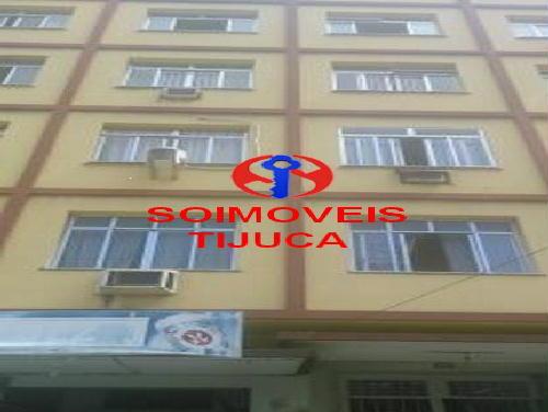 FACHADA - Apartamento 2 quartos à venda São Cristóvão, Rio de Janeiro - R$ 130.000 - TA25606 - 1