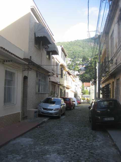 022 - Casa de Vila à venda Rua São Miguel,Tijuca, Rio de Janeiro - R$ 440.000 - TJCV30002 - 1