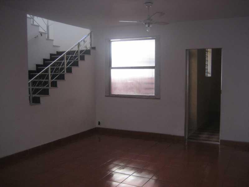029 - Casa de Vila à venda Rua São Miguel,Tijuca, Rio de Janeiro - R$ 440.000 - TJCV30002 - 4