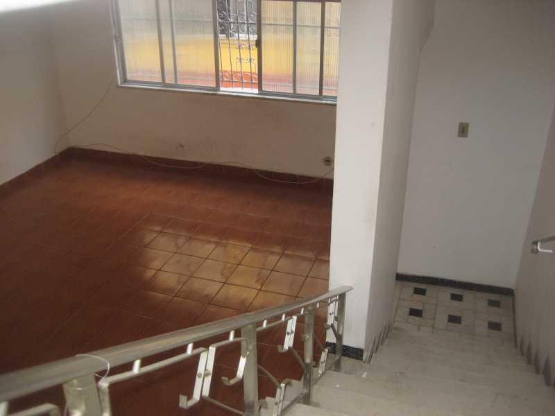 035 - Casa de Vila à venda Rua São Miguel,Tijuca, Rio de Janeiro - R$ 440.000 - TJCV30002 - 6
