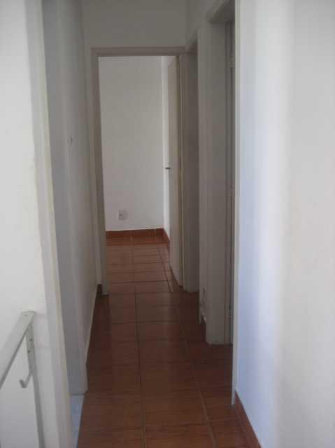 040 - Casa de Vila à venda Rua São Miguel,Tijuca, Rio de Janeiro - R$ 440.000 - TJCV30002 - 8