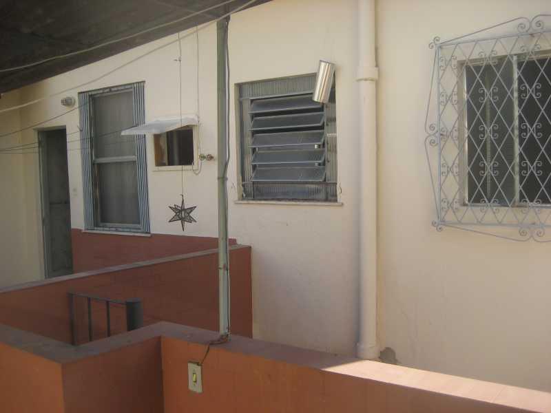 056 - Casa de Vila à venda Rua São Miguel,Tijuca, Rio de Janeiro - R$ 440.000 - TJCV30002 - 12