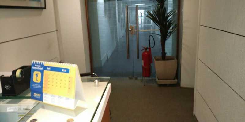 1-rec - Sala Comercial 130m² para alugar Centro, Rio de Janeiro - R$ 4.000 - TJSL00006 - 1