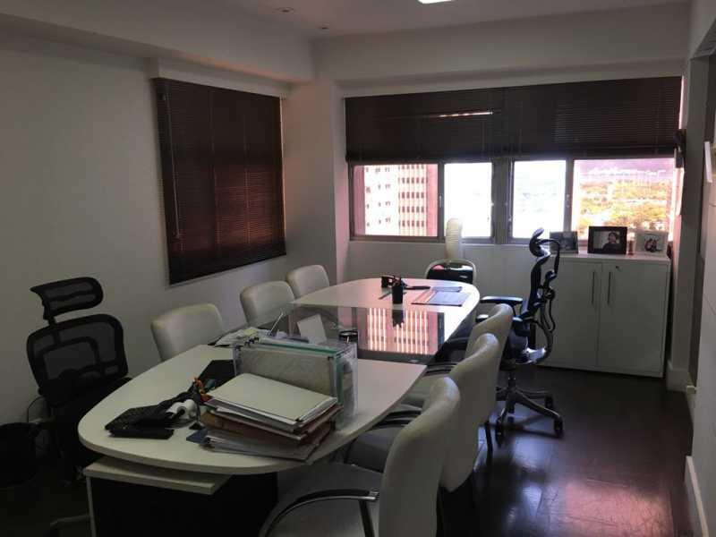 1-slreu - Sala Comercial 130m² para alugar Centro, Rio de Janeiro - R$ 4.000 - TJSL00006 - 4