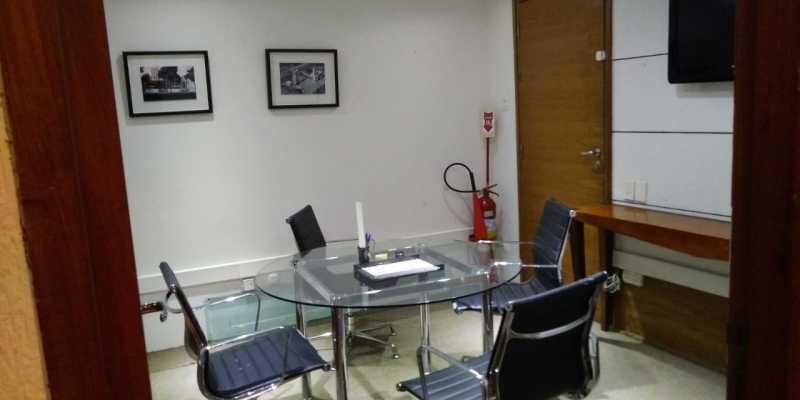 1-slreu2 - Sala Comercial 130m² para alugar Centro, Rio de Janeiro - R$ 4.000 - TJSL00006 - 5