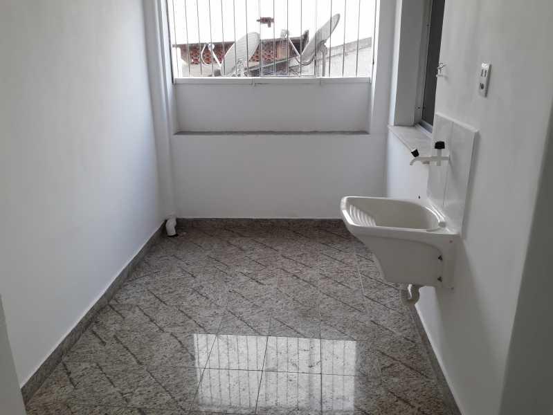 4-ar2 - Apartamento 3 quartos à venda Vila Isabel, Rio de Janeiro - R$ 280.000 - TJAP30086 - 23