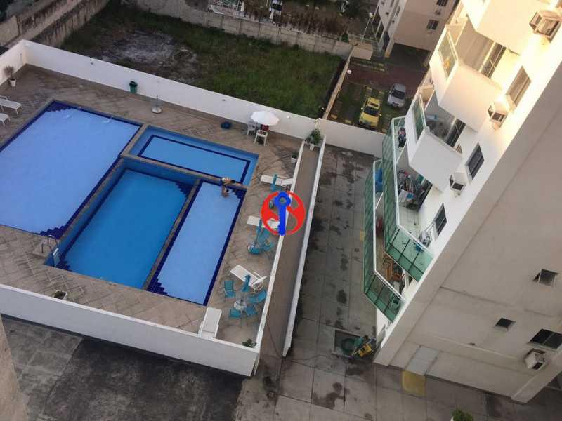 1-pisc - Apartamento 2 quartos para alugar Engenho de Dentro, Rio de Janeiro - R$ 1.400 - TJAP20181 - 1