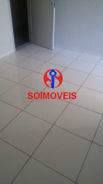 3-QTO2 - Apartamento 1 Quarto À Venda Tijuca, Rio de Janeiro - R$ 210.000 - TJAP10089 - 9