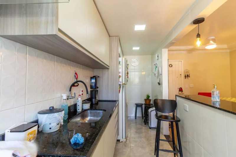COZINHA - Apartamento 3 quartos à venda Todos os Santos, Rio de Janeiro - R$ 399.000 - TJAP30162 - 5