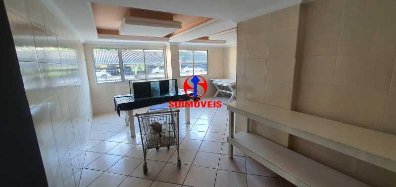 SALÃO DE FESTAS - Apartamento 3 quartos à venda Todos os Santos, Rio de Janeiro - R$ 399.000 - TJAP30162 - 18