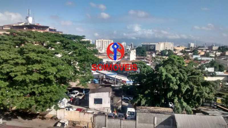 0-VIS - Apartamento Avenida Dom Hélder Câmara,Del Castilho,Rio de Janeiro,RJ À Venda,2 Quartos,85m² - TJAP20363 - 1