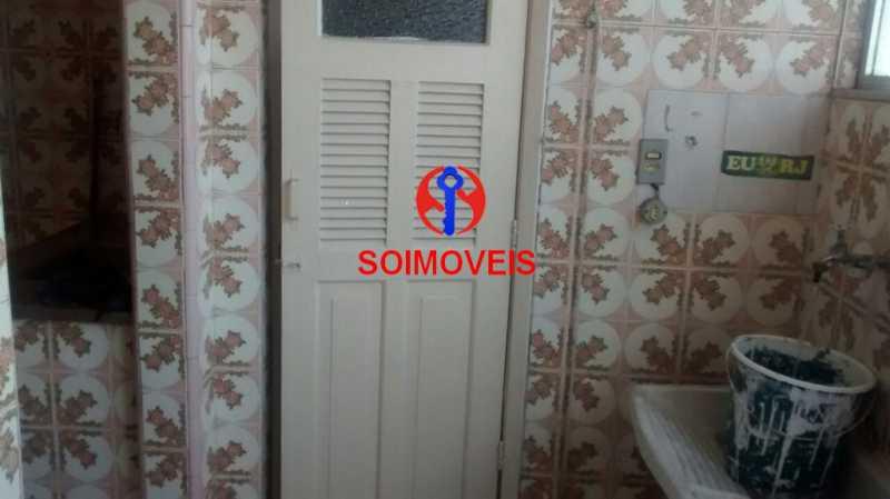 5-AR2 - Apartamento Avenida Dom Hélder Câmara,Del Castilho,Rio de Janeiro,RJ À Venda,2 Quartos,85m² - TJAP20363 - 17