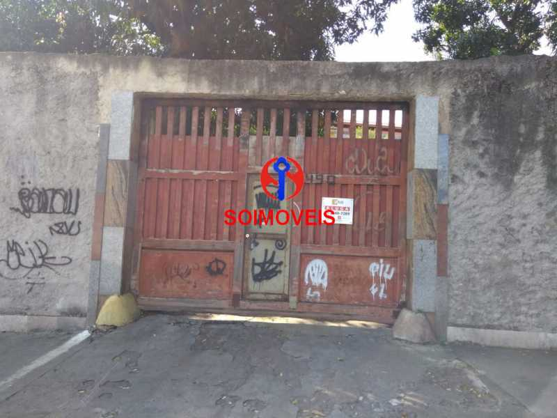 1-FRE - Galpão 700m² à venda Rua Aguiar Moreira,Bonsucesso, Rio de Janeiro - R$ 1.800.000 - TJGA00001 - 1