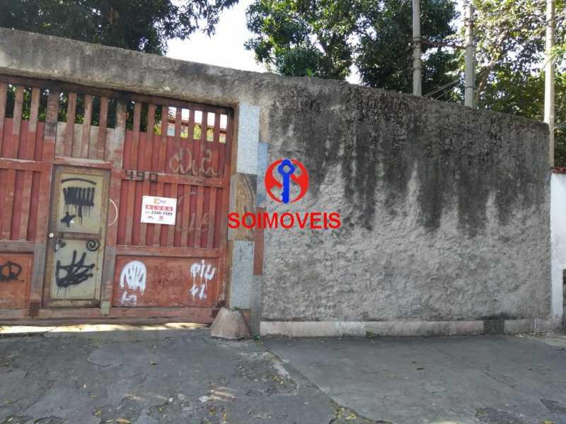 1-FRE2 - Galpão 700m² à venda Rua Aguiar Moreira,Bonsucesso, Rio de Janeiro - R$ 1.800.000 - TJGA00001 - 3