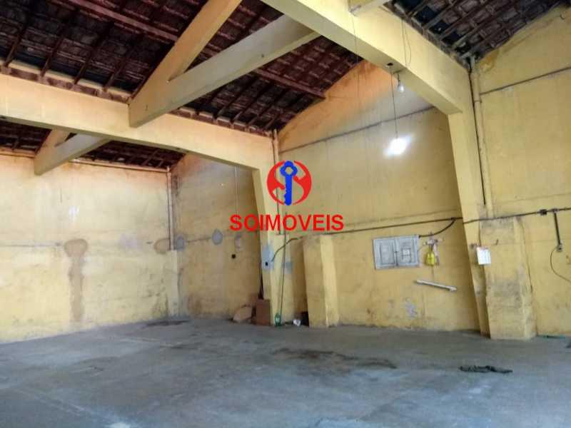 1-GALP - Galpão 700m² à venda Rua Aguiar Moreira,Bonsucesso, Rio de Janeiro - R$ 1.800.000 - TJGA00001 - 5