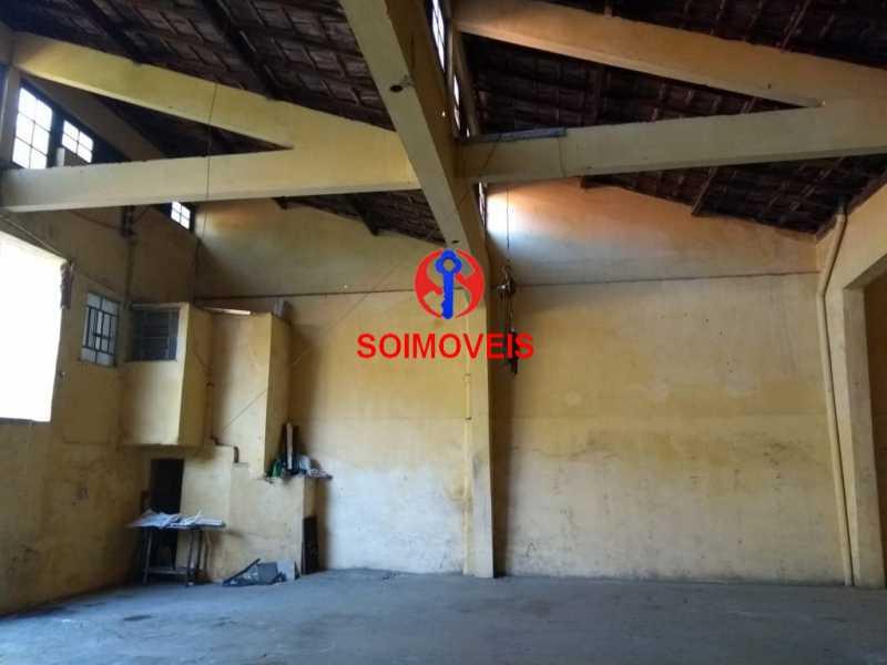 1-GALP2 - Galpão 700m² à venda Rua Aguiar Moreira,Bonsucesso, Rio de Janeiro - R$ 1.800.000 - TJGA00001 - 6