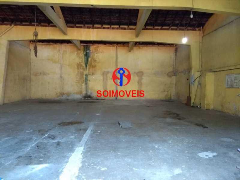 1-GALP3 - Galpão 700m² à venda Rua Aguiar Moreira,Bonsucesso, Rio de Janeiro - R$ 1.800.000 - TJGA00001 - 7