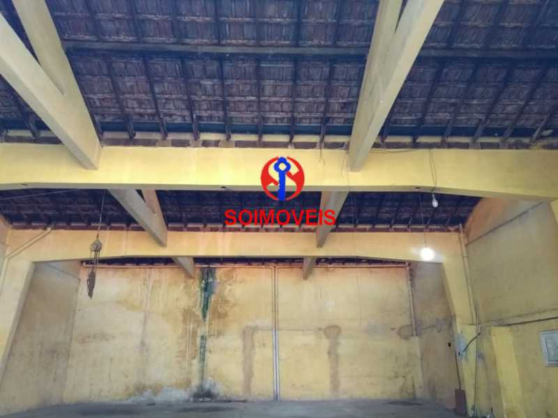 1-GALP4 - Galpão 700m² à venda Rua Aguiar Moreira,Bonsucesso, Rio de Janeiro - R$ 1.800.000 - TJGA00001 - 8