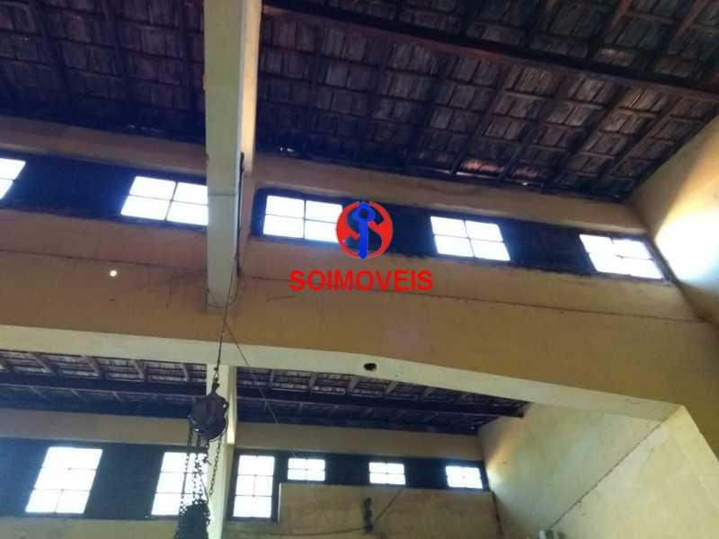 1-GALP5 - Galpão 700m² à venda Rua Aguiar Moreira,Bonsucesso, Rio de Janeiro - R$ 1.800.000 - TJGA00001 - 9