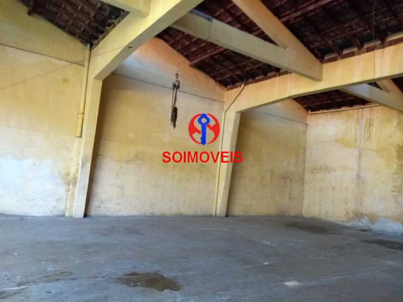1-GALP6 - Galpão 700m² à venda Rua Aguiar Moreira,Bonsucesso, Rio de Janeiro - R$ 1.800.000 - TJGA00001 - 10