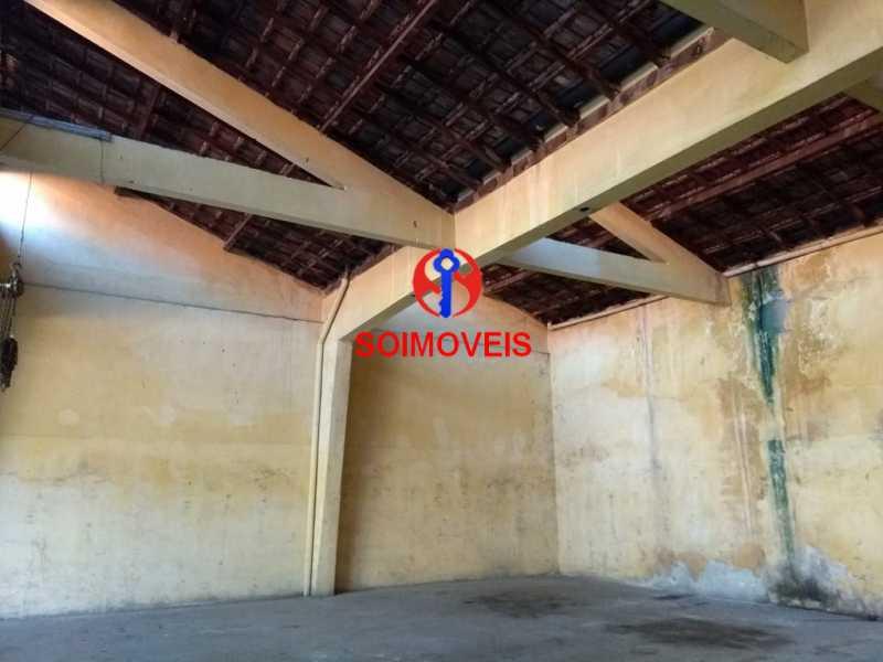 1-GALP9 - Galpão 700m² à venda Rua Aguiar Moreira,Bonsucesso, Rio de Janeiro - R$ 1.800.000 - TJGA00001 - 13
