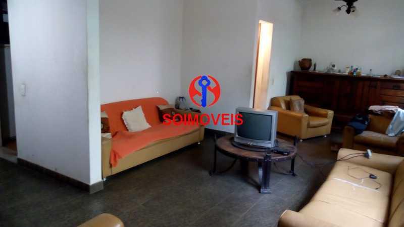 1-sl2 - Casa de Vila 3 quartos à venda Tijuca, Rio de Janeiro - R$ 450.000 - TJCV30014 - 3