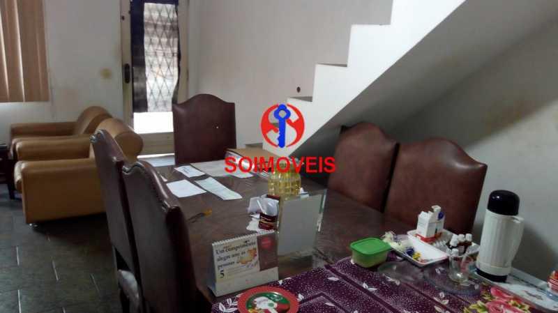 1-sl3 - Casa de Vila 3 quartos à venda Tijuca, Rio de Janeiro - R$ 450.000 - TJCV30014 - 4