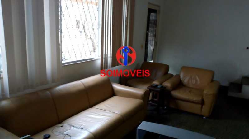 1-sl4 - Casa de Vila 3 quartos à venda Tijuca, Rio de Janeiro - R$ 450.000 - TJCV30014 - 5
