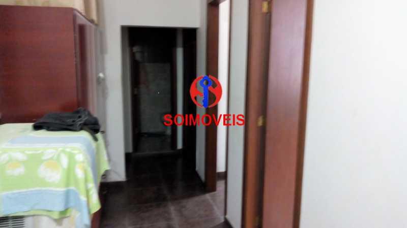 2-1qto - Casa de Vila 3 quartos à venda Tijuca, Rio de Janeiro - R$ 450.000 - TJCV30014 - 6