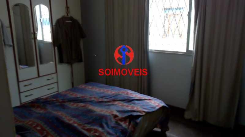 2-2qto - Casa de Vila 3 quartos à venda Tijuca, Rio de Janeiro - R$ 450.000 - TJCV30014 - 9