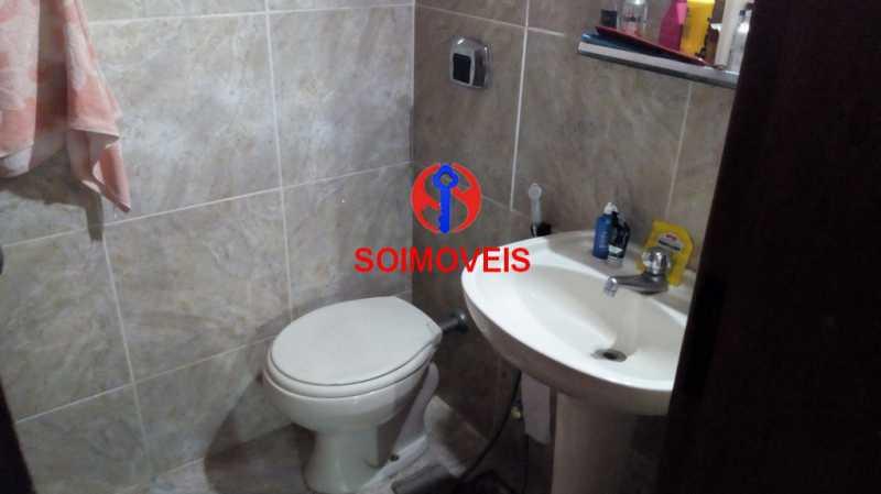 3-bhs - Casa de Vila 3 quartos à venda Tijuca, Rio de Janeiro - R$ 450.000 - TJCV30014 - 11