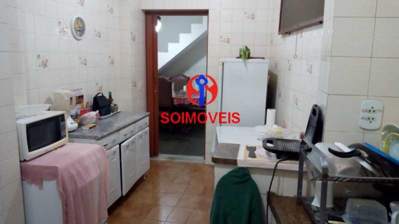 4-coz2 - Casa de Vila 3 quartos à venda Tijuca, Rio de Janeiro - R$ 450.000 - TJCV30014 - 13