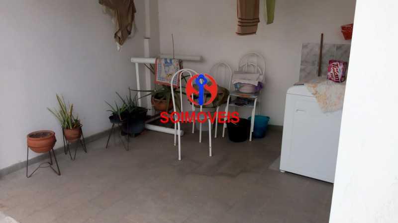 5-ar - Casa de Vila 3 quartos à venda Tijuca, Rio de Janeiro - R$ 450.000 - TJCV30014 - 14
