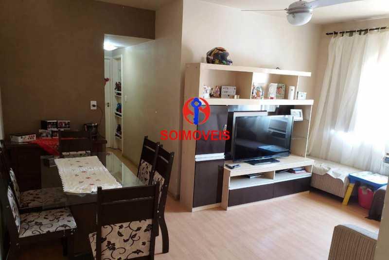 SL - Apartamento 2 quartos à venda Engenho Novo, Rio de Janeiro - R$ 250.000 - TJAP20475 - 1