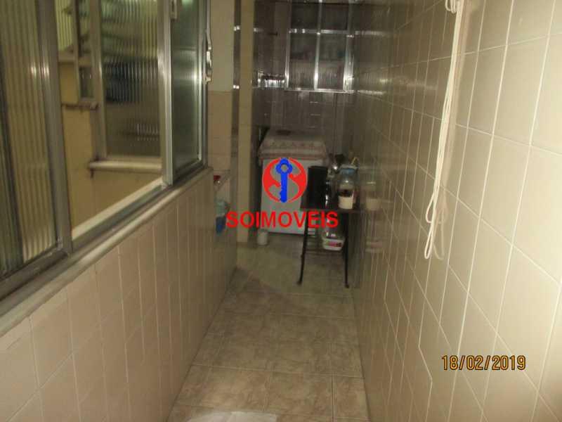 ar - Apartamento Vila Isabel,Rio de Janeiro,RJ À Venda,2 Quartos,70m² - TJAP20494 - 19