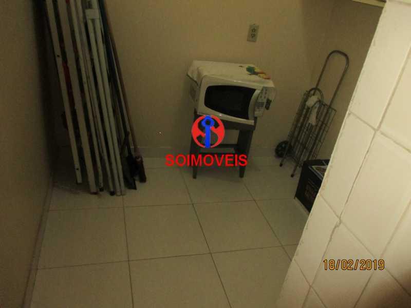 dep - Apartamento Vila Isabel,Rio de Janeiro,RJ À Venda,2 Quartos,70m² - TJAP20494 - 22