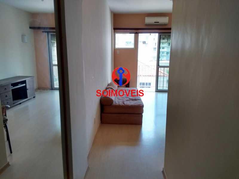 sl - Apartamento 1 quarto à venda Andaraí, Rio de Janeiro - R$ 370.000 - TJAP10137 - 3