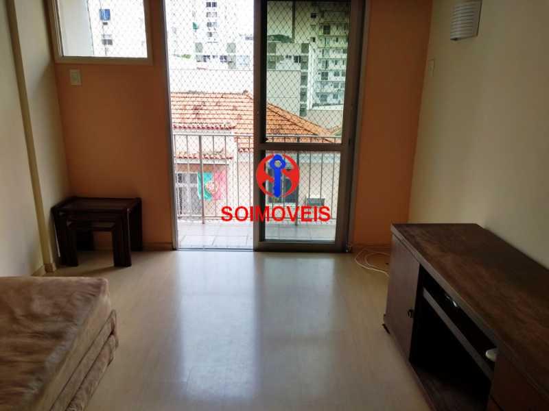 sl - Apartamento 1 quarto à venda Andaraí, Rio de Janeiro - R$ 370.000 - TJAP10137 - 4